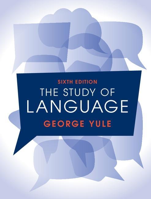 Study of Language 6th Edition als eBook epub