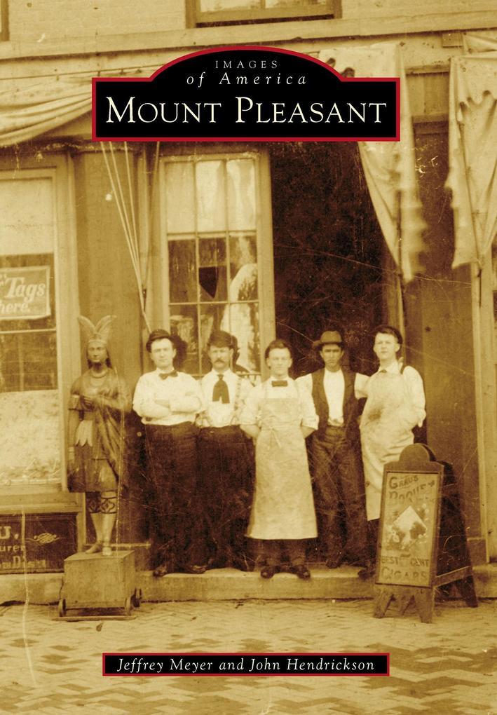 Mount Pleasant als eBook epub