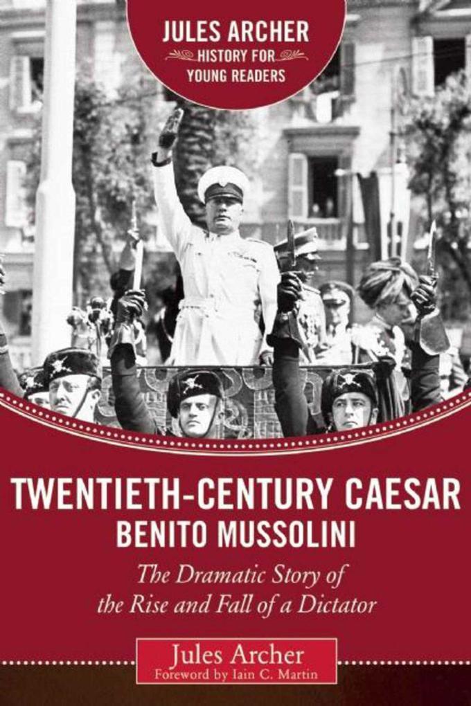 Twentieth-Century Caesar: Benito Mussolini als eBook epub