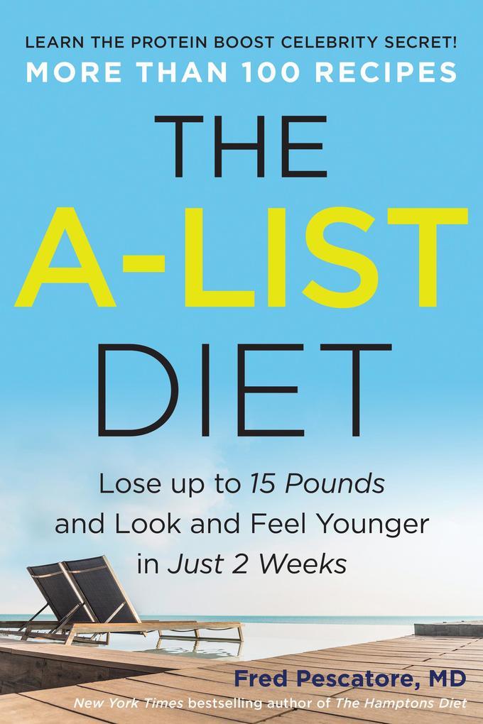 The A-List Diet als eBook epub