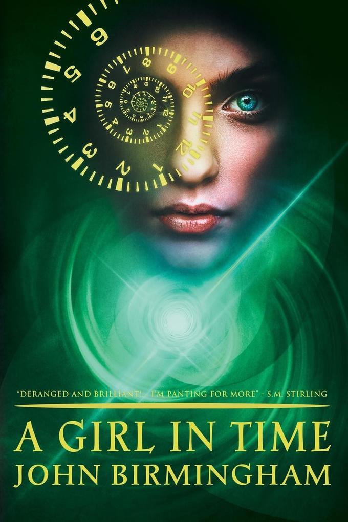 A Girl in Time als Buch (kartoniert)