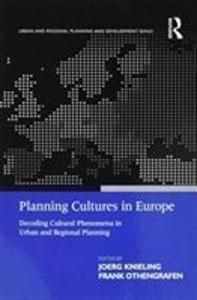 Planning Cultures in Europe als Taschenbuch