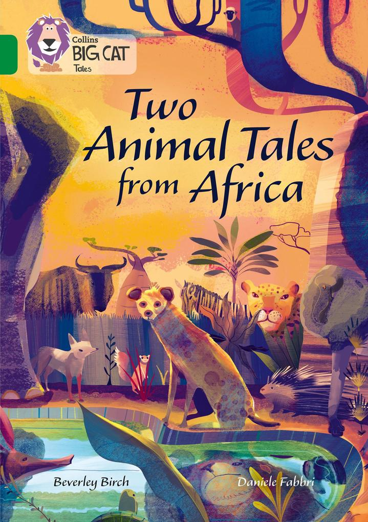 Two Animal Tales from Africa als Taschenbuch