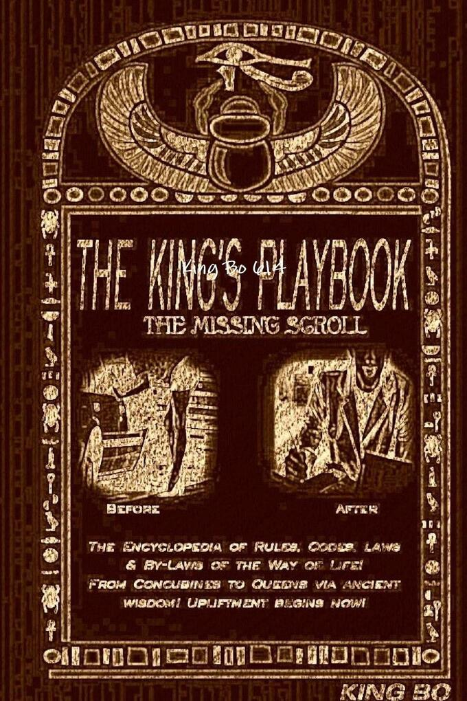 The King's Playbook...The Missing Scroll! als Taschenbuch