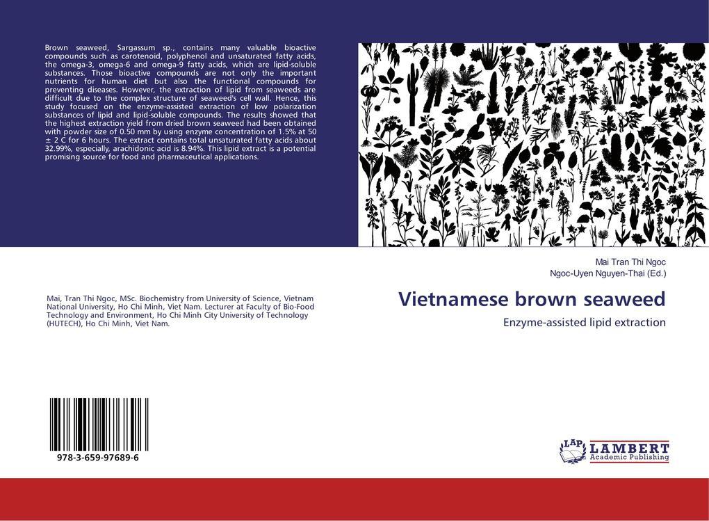 Vietnamese brown seaweed als Buch (kartoniert)