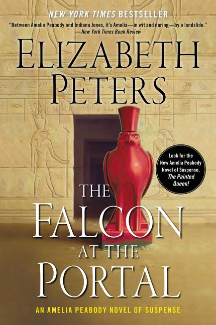 The Falcon at the Portal: An Amelia Peabody Novel of Suspense als Taschenbuch