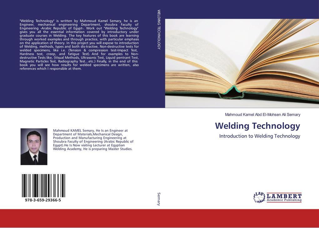 Welding Technology als Buch (kartoniert)