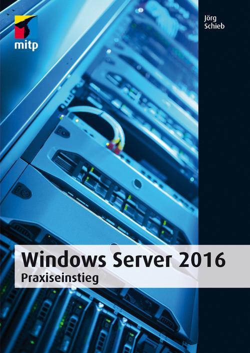 Windows Server 2016 als eBook epub