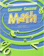 GRT SOURCE SUMMER SUCCESS MATH
