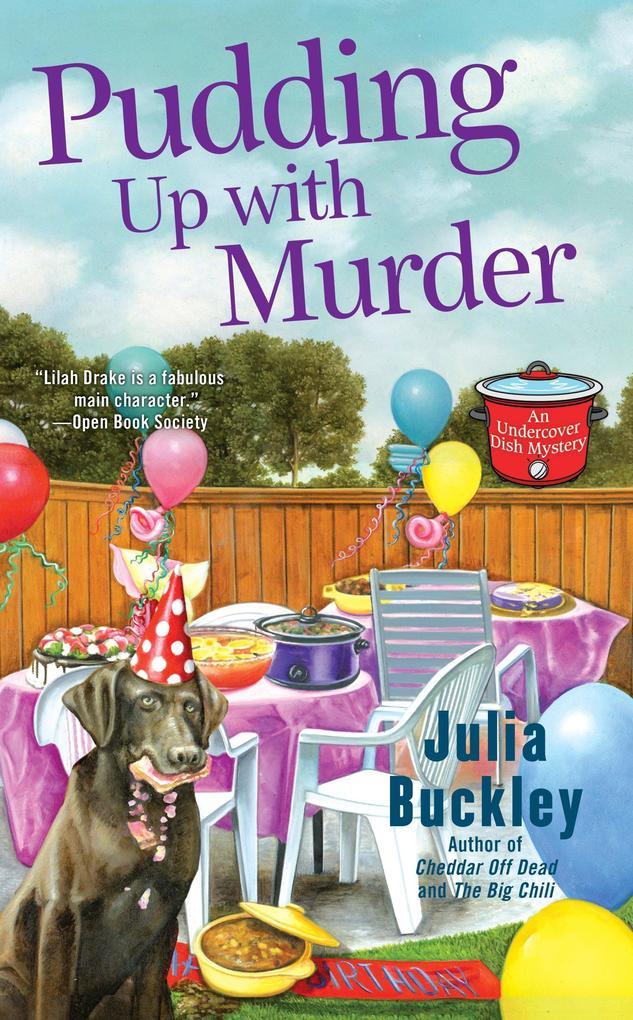 Pudding Up With Murder als Taschenbuch
