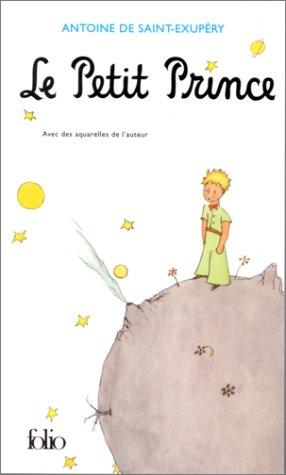 Le Petit Prince als Taschenbuch