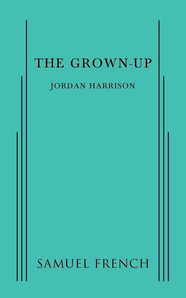 The Grown-Up als Taschenbuch
