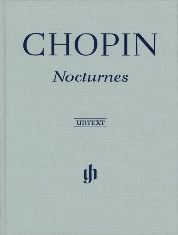 Nocturnes als Buch (gebunden)