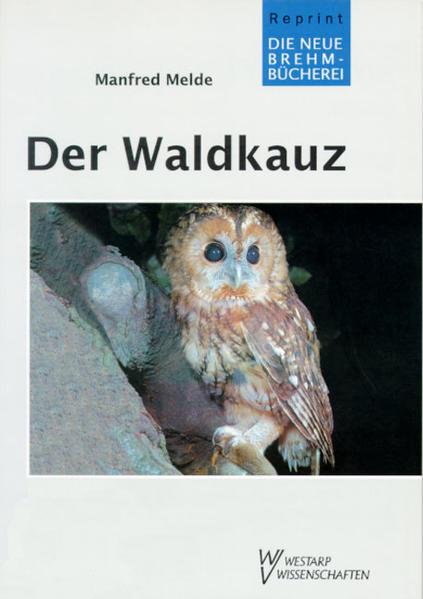 Der Waldkauz als Buch (kartoniert)