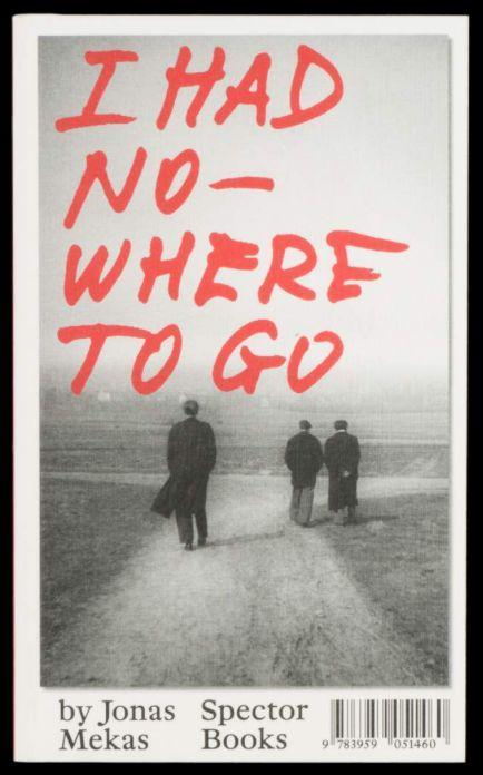 I had nowhere to go als Buch (kartoniert)