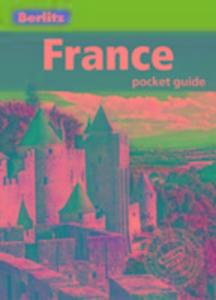 Berlitz Pocket Guide France (Travel Guide) als Taschenbuch
