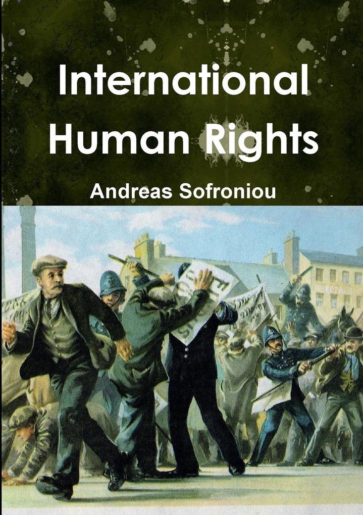 International Human Rights als Taschenbuch