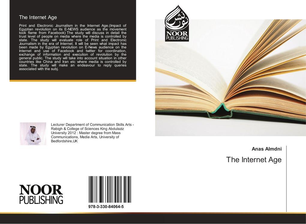 The Internet Age als Buch (kartoniert)