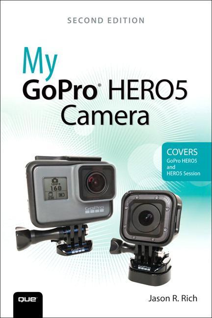 My GoPro HERO5 Camera als Buch (kartoniert)