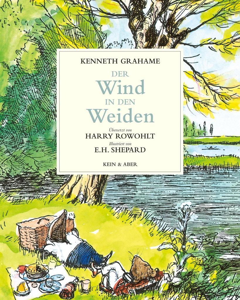 Der Wind in den Weiden als Buch (gebunden)