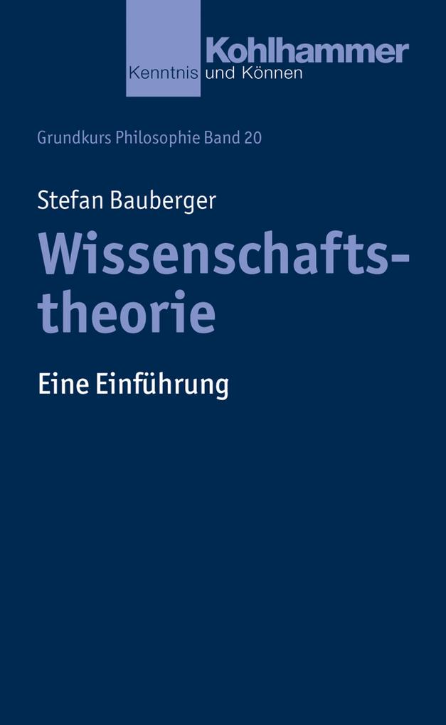 Wissenschaftstheorie als eBook epub