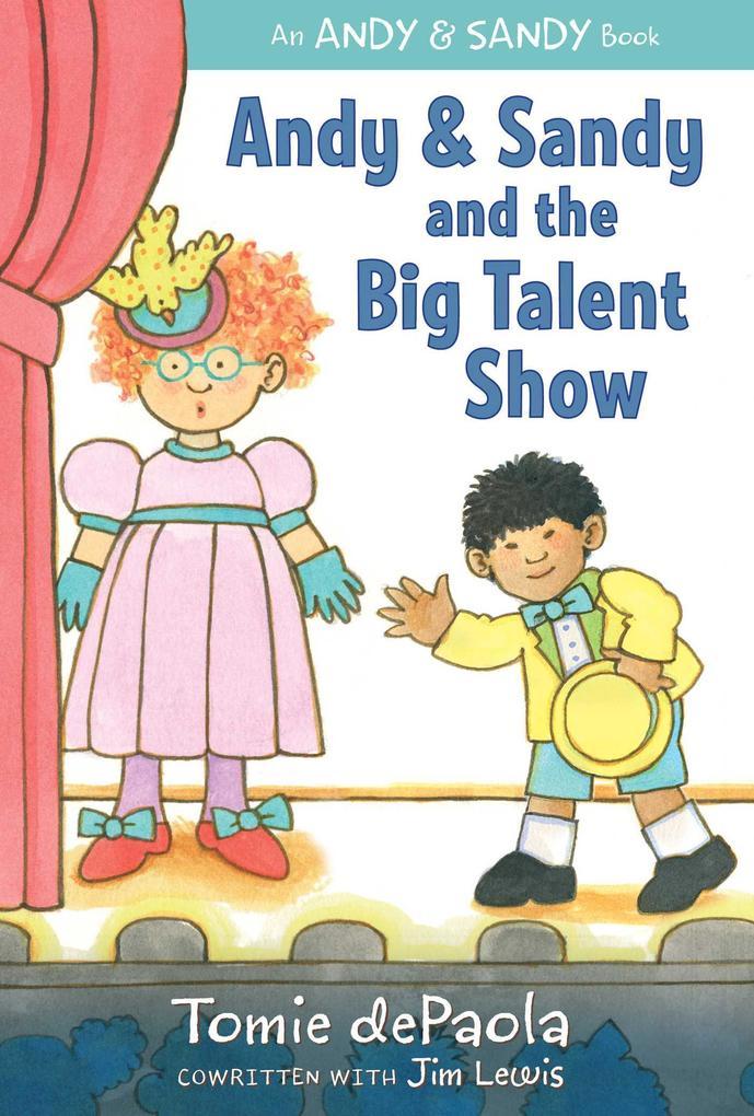 Andy & Sandy and the Big Talent Show als eBook epub