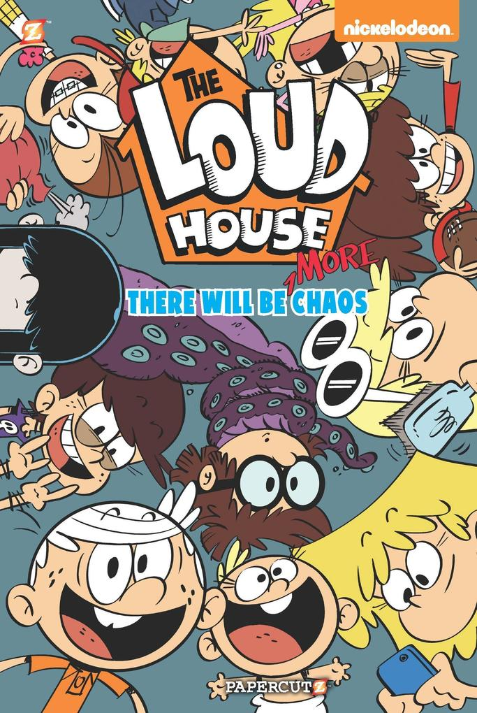 "The Loud House #2 ""There Will be More Chaos"" als Buch (gebunden)"