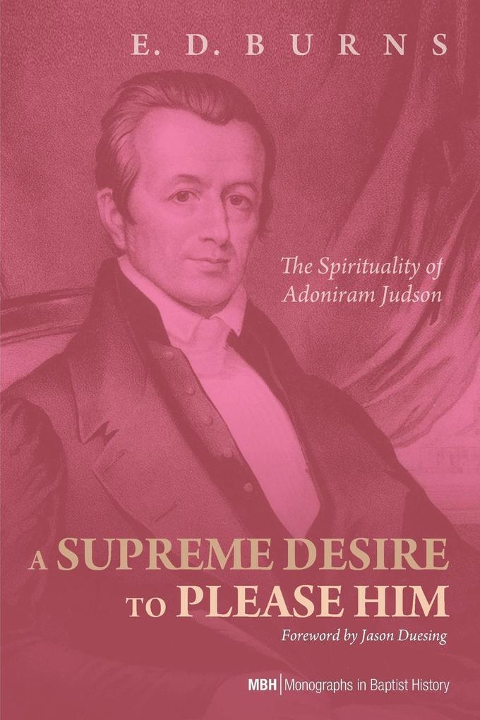 A Supreme Desire to Please Him als Taschenbuch