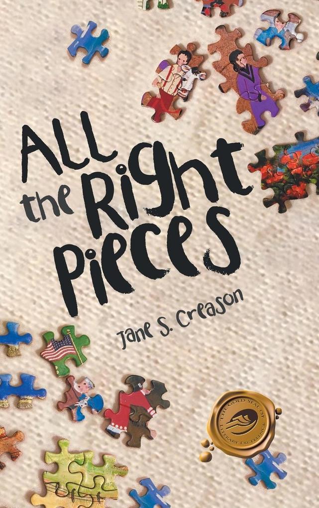 All the Right Pieces als Buch (gebunden)
