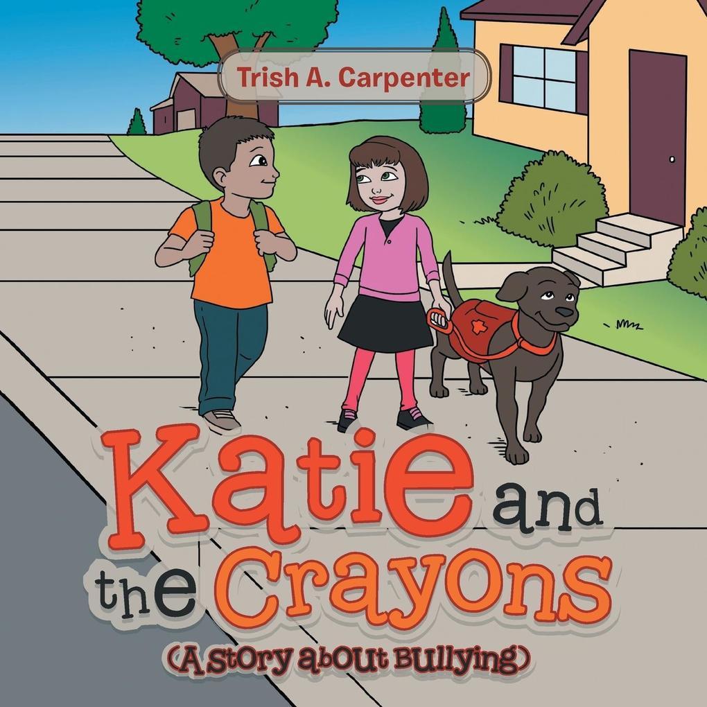 Katie and the Crayons als Taschenbuch