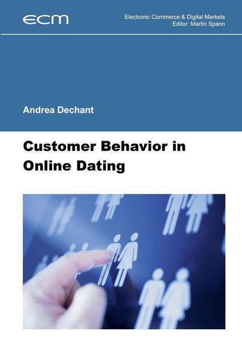 Customer Behavior in Online Dating als Buch (kartoniert)