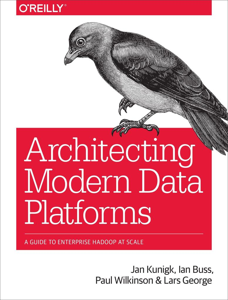 Architecting Modern Data Plattforms als Buch (kartoniert)
