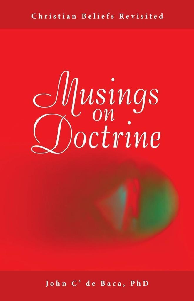 Musings on Doctrine als Taschenbuch
