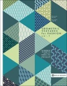 Geometric Textures For Fashion Vol.1 (pb) als Taschenbuch