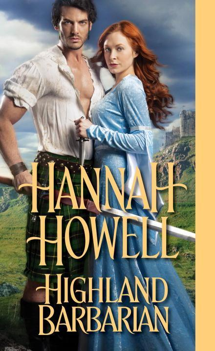 Highland Barbarian als Taschenbuch