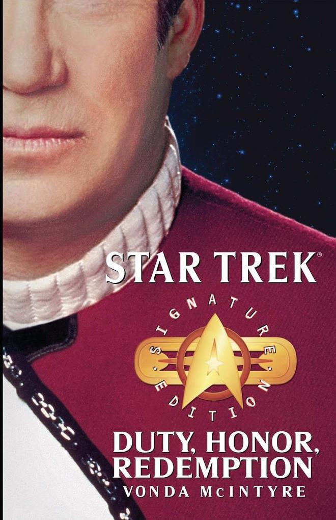 Star Trek: Signature Edition: Duty, Honor, Redemption als Taschenbuch