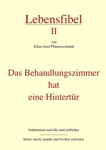 Lebensfibel II als Buch (gebunden)
