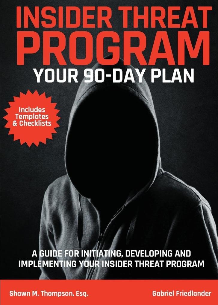Insider Threat Program als Taschenbuch