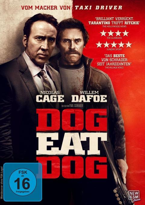 Dog Eat Dog, 1 DVD als DVD