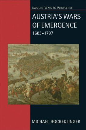 Austria's Wars of Emergence, 1683-1797 als Buch (kartoniert)