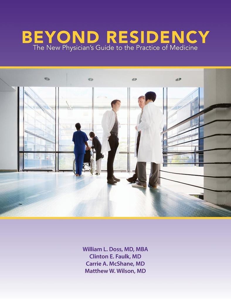 Beyond Residency als Taschenbuch