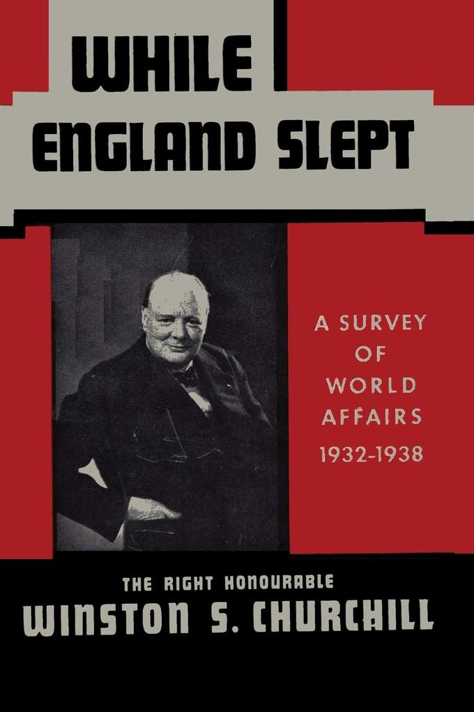 While England Slept by Winston Churchill als Buch (kartoniert)
