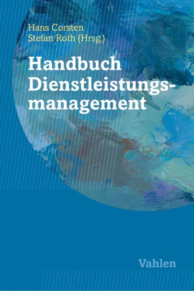 Handbuch Dienstleistungsmanagement als eBook pdf