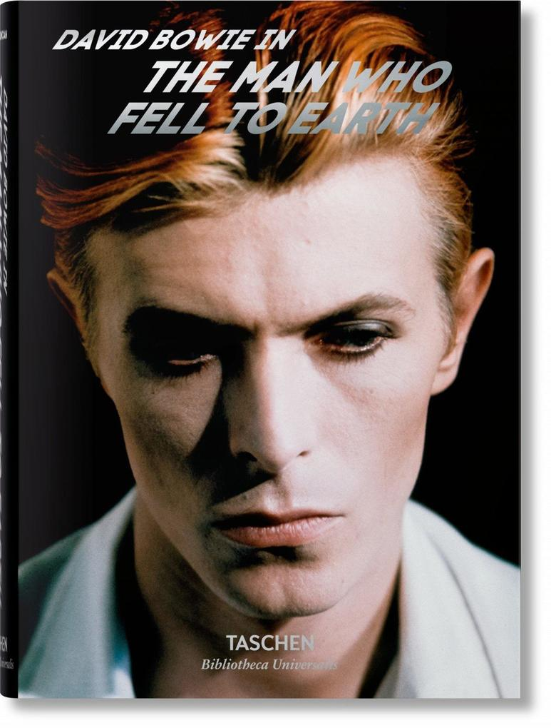 David Bowie. The Man Who Fell to Earth als Buch (gebunden)