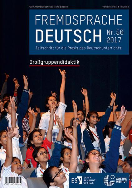 Fremdsprache Deutsch. Nr.56 als Buch (geheftet)