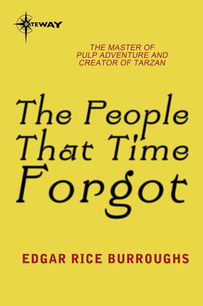 The People That Time Forgot als eBook epub