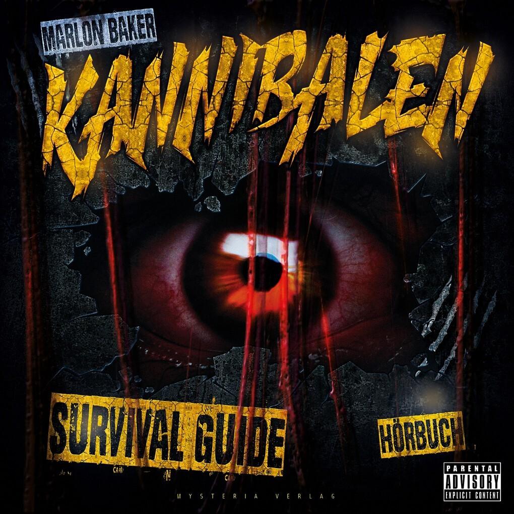 Kannibalen Survival Guide als Hörbuch Download