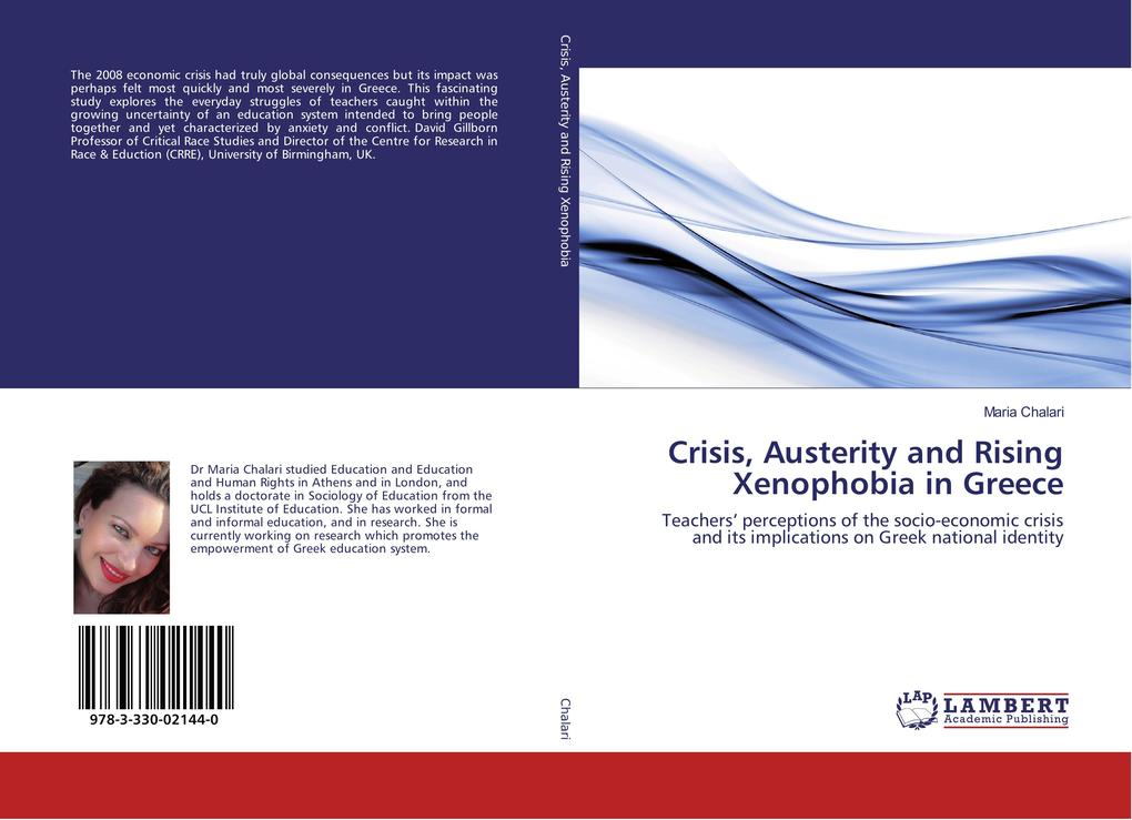 Crisis, Austerity and Rising Xenophobia in Greece als Buch (kartoniert)