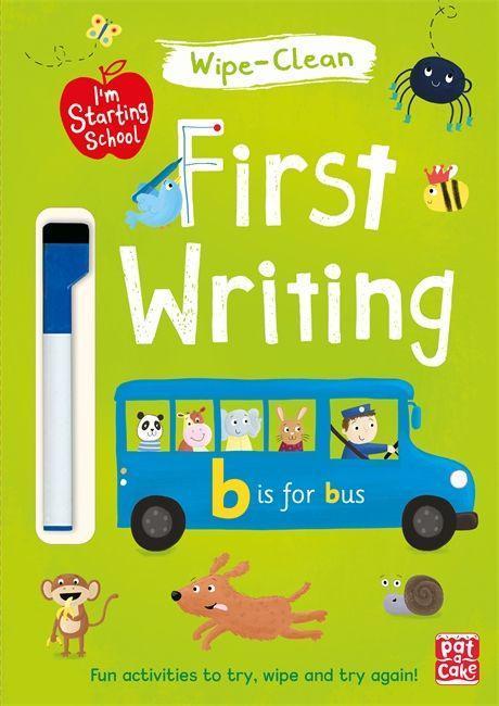I'm Starting School: First Writing als Taschenbuch