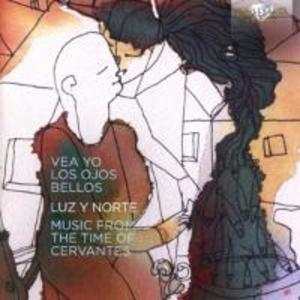 Vea Yo Los Ojos Bellos-Luz Y Norte als CD